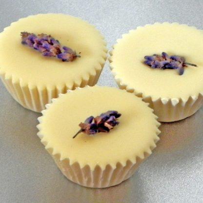 Badepralinen-Lavendel
