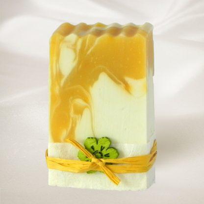 Pfirsich-Seide-Seife